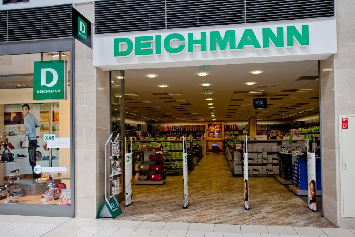 deichmann shopping palace. Black Bedroom Furniture Sets. Home Design Ideas
