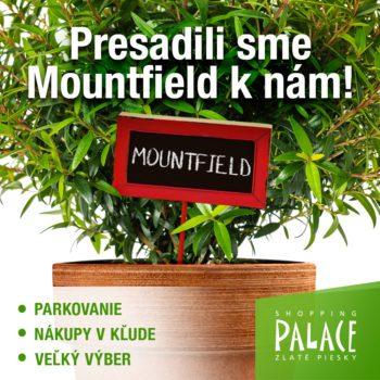 Mountfield Shopping Palace